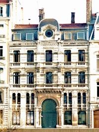 Grande synagogue de lyon
