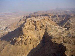 Visiter la forteresse Massada